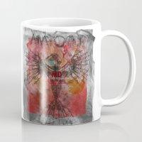 anatomy Mugs featuring anatomy by kumpast