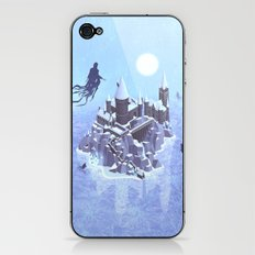 Hogwarts series (year 3: the Prisoner of Azkaban) iPhone & iPod Skin