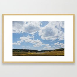 New Mexico - Hidden Gem Framed Art Print
