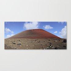 Montaña Colorada Canvas Print
