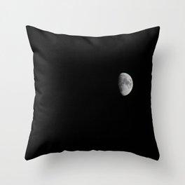 Night's Beauty Throw Pillow