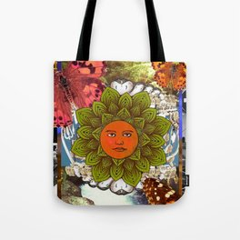Energy Of The Sun Tote Bag