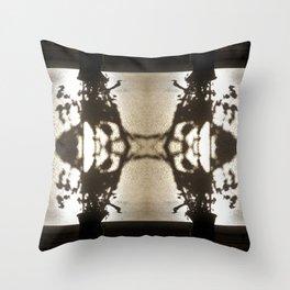 Coriander (Autumn) Throw Pillow