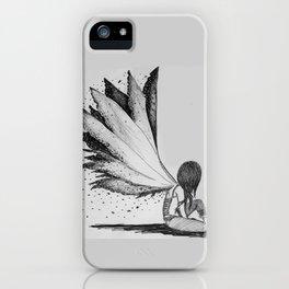 Burnt Wings iPhone Case