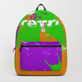 Retro Crazy! Backpack
