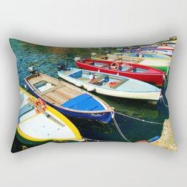 Le Barche Rectangular Pillow