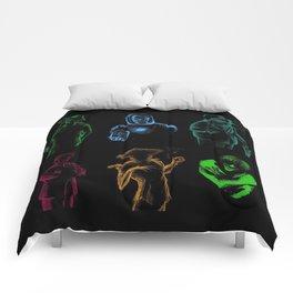 Super Hero 04 Comforters
