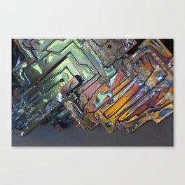 Colorful Geometric Shapes Canvas Print