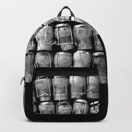 Something Nostalgic #4 Black and White #decor #society6 #buyart Backpack
