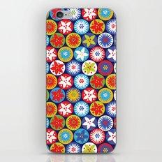 Festive Print iPhone & iPod Skin