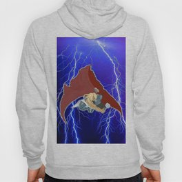 God of Lightning Hoody