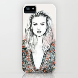 Perrie iPhone Case
