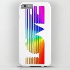 LOVE Rainbow Slim Case iPhone 6 Plus