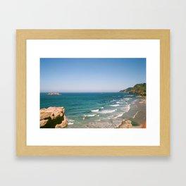 Coastal Dreams Framed Art Print