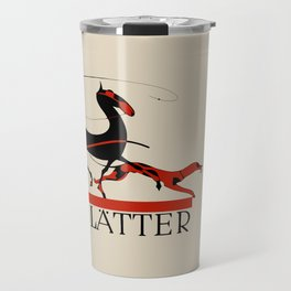 Lustige Blaetter (Funny pages) Travel Mug