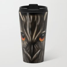 The Owl Travel Mug