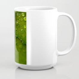 Green Bubbles 2 Coffee Mug
