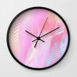 Lately Wall Clock
