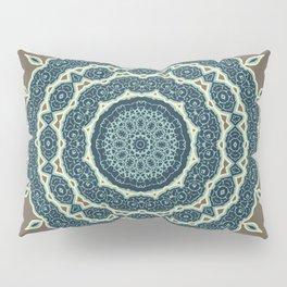 Mandala Earth 1 Pillow Sham