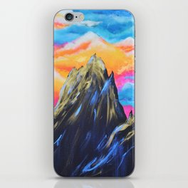 Colors of the Wind iPhone Skin