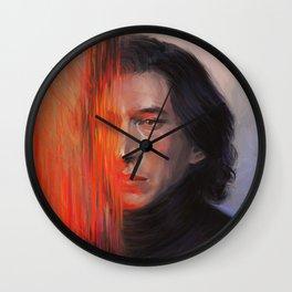 torn apart. Wall Clock