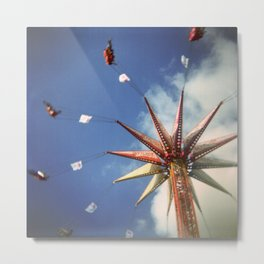 Sky Flyer Metal Print