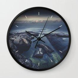As we fade away Wall Clock