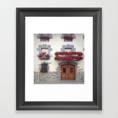Doors of Perception 4 Framed Art Print