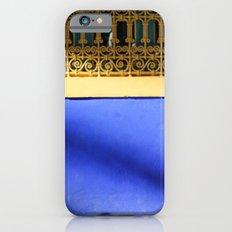 Moroccan Gardens Slim Case iPhone 6s