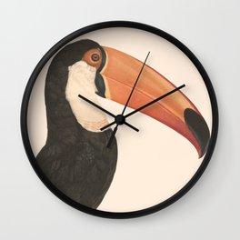 Le Toco Wall Clock