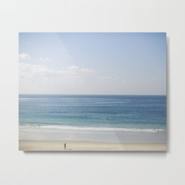 Southern California Beach Metal Print