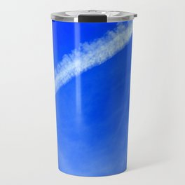 Sky Writing Travel Mug