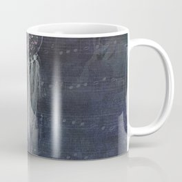 Gray Dreams Coffee Mug