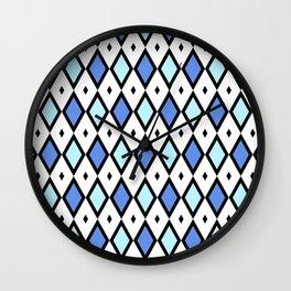 Blue jess Wall Clock