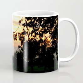 Sunset Reflection Coffee Mug