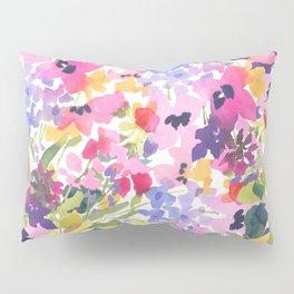 Pink Lavender Pillow Sham