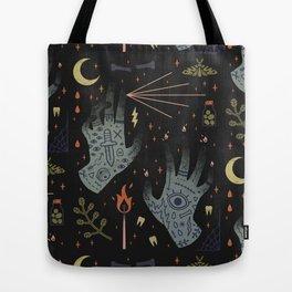 A Curse Upon You! Tote Bag