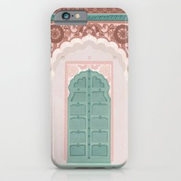 Jodhpur Arch Way iPhone Case