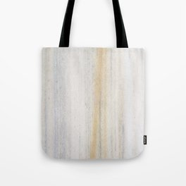 Rustic gray gold yellow vintage white marble Tote Bag