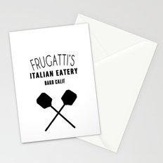FRUGATTI'S CALIF 2 Stationery Cards