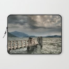 Steg in den Sturm Laptop Sleeve