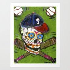 Sugarball Art Print