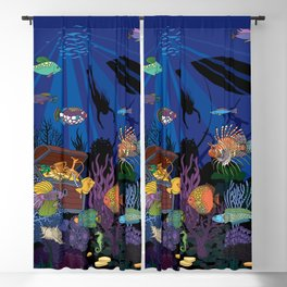 Underwater Blackout Curtain