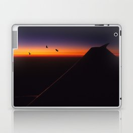Horizon Sunset Laptop & iPad Skin