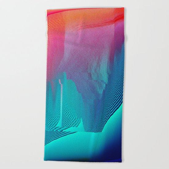 nthlvl Beach Towel