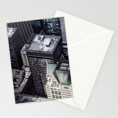 BUILDINGS - CITY - PHOTOGRAPHY Stationery Cards