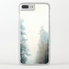 In the spring Clear iPhone Case