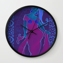 Mermaid Faerie Wall Clock