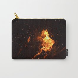 Bonfire warming up Carry-All Pouch