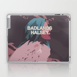 Badlands Halsey Laptop & iPad Skin